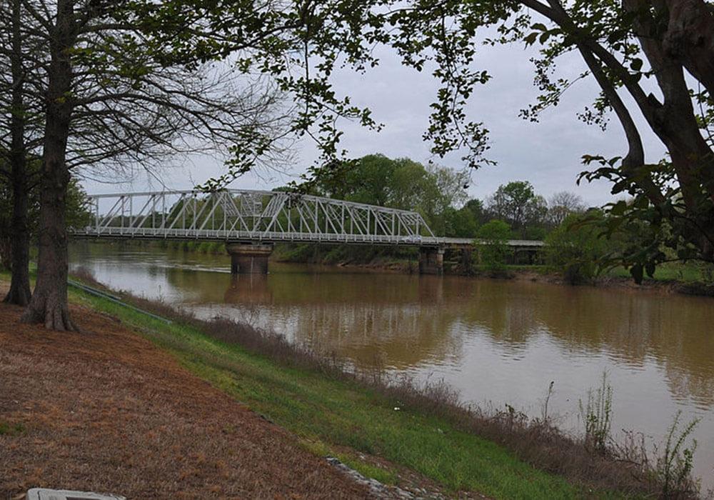 Keesler Bridge, Leflore County, MS